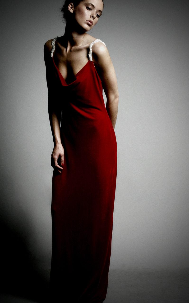 savannah red dress1